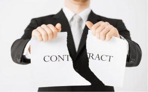 biên bản thanh lý hợp đồng xây dựng